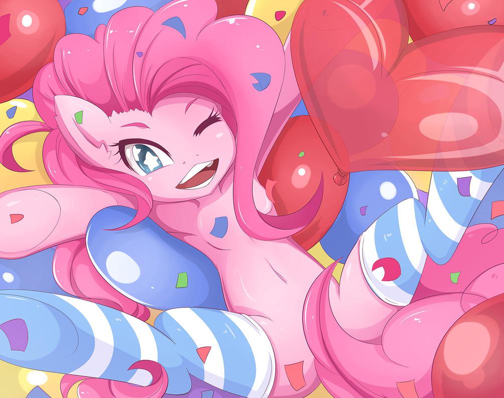 Pinkie by JinZhan