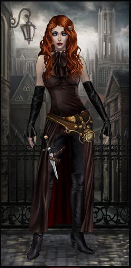 2751ab40 Steampunk vampire by ggfangirl on DeviantArt