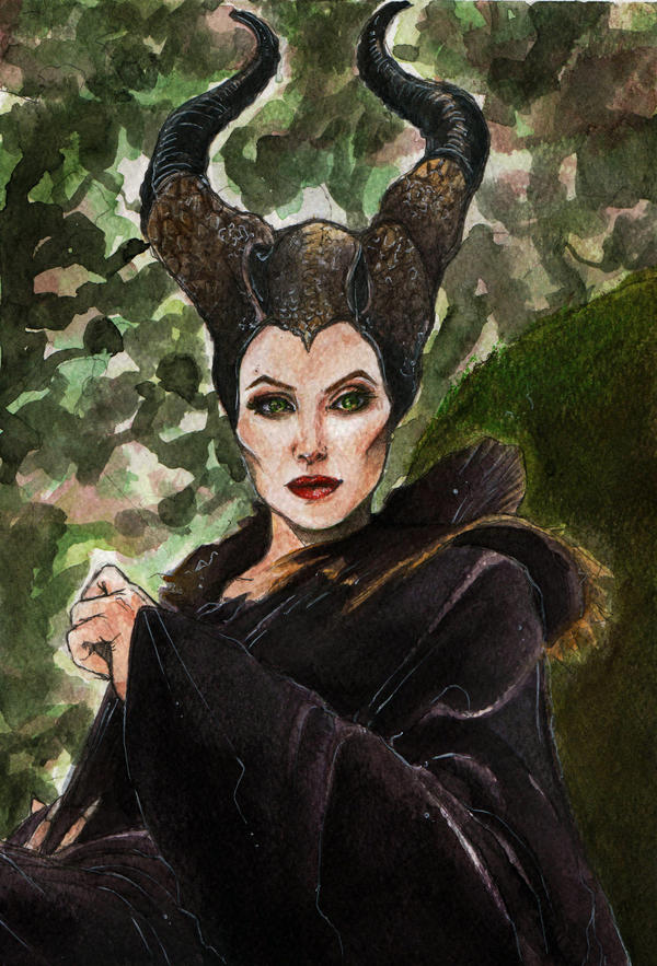 Maleficent 2 by LuanaVecchio