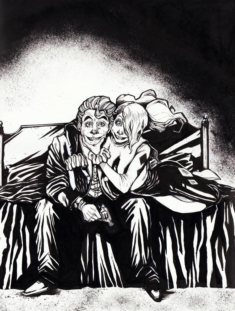 Mad Love by LuanaVecchio