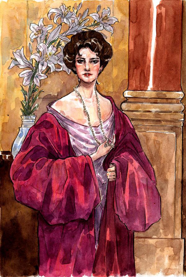 Elena by LuanaVecchio