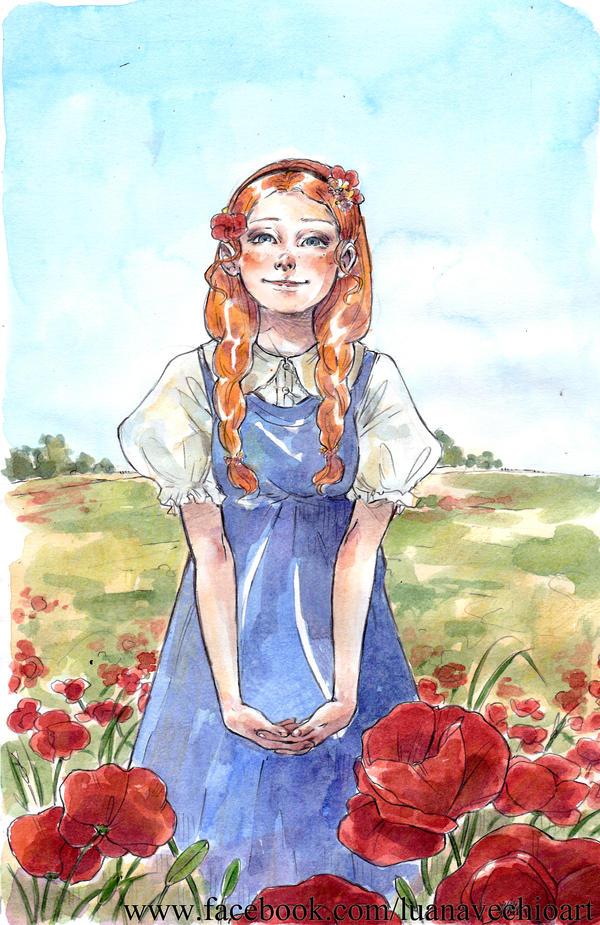 Anne by LuanaVecchio