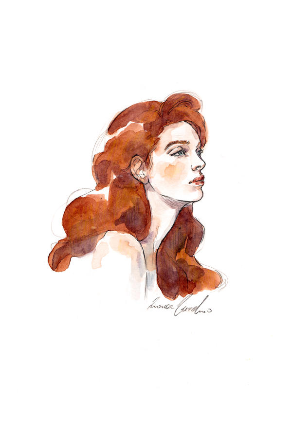Red by LuanaVecchio