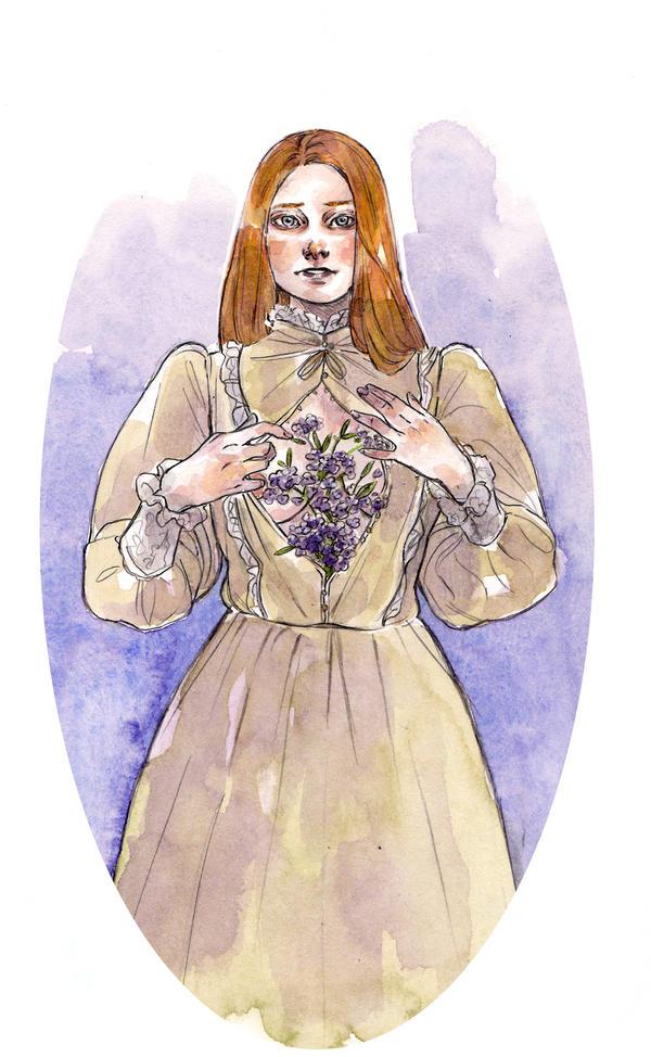Poison Heart by LuanaVecchio