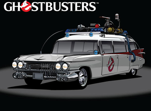 ecto 1 ghostbusters wallpaper - photo #19