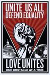 Love Unites - Red