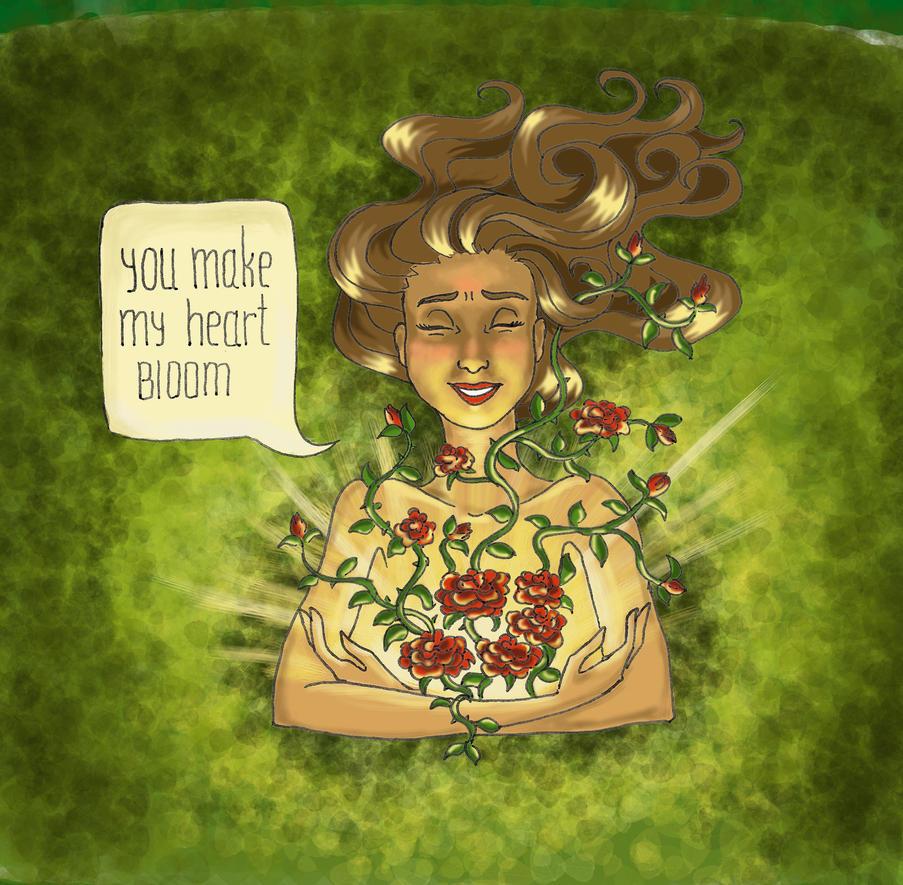 Garden in my soul by Eminentia