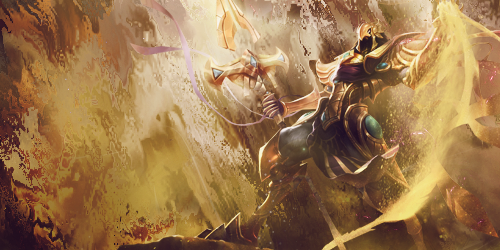 GFX Azir League Of Legends by GledsonByDead