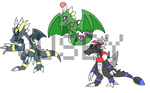 Digimon Adopts OTA by Vusby