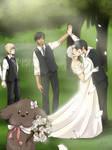 YURI!! ON WEDDING!!!