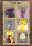 Johto's Most Wanted