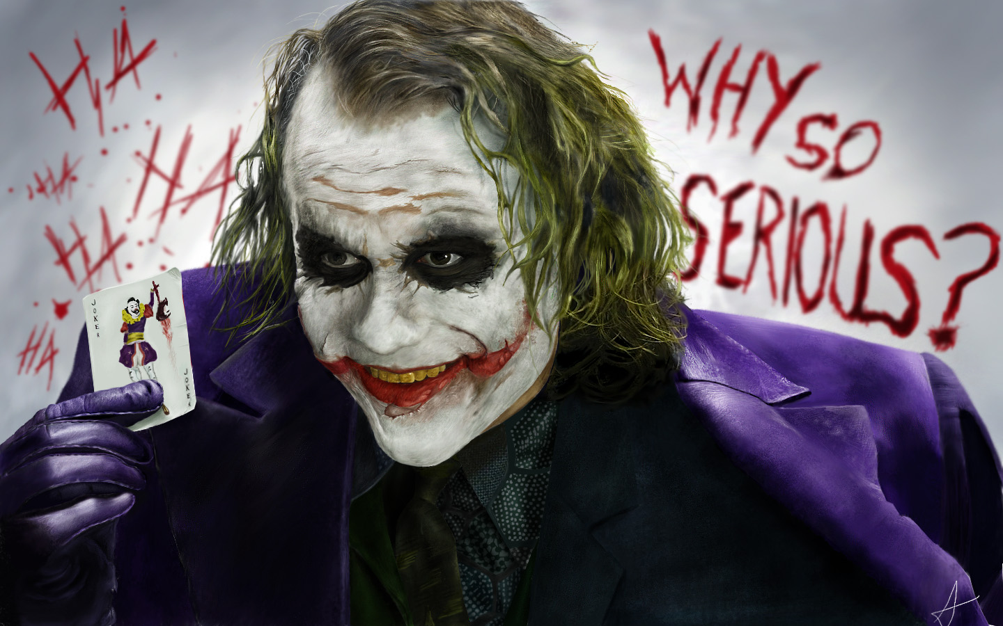 The Joker by DookieAdz