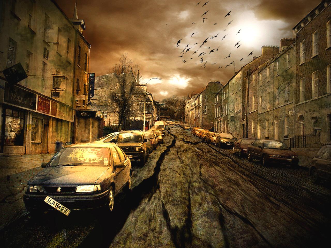 [ZONE DU RP] Post_apocalyptic_derry_street_by_dookieadz-d3a8l2d