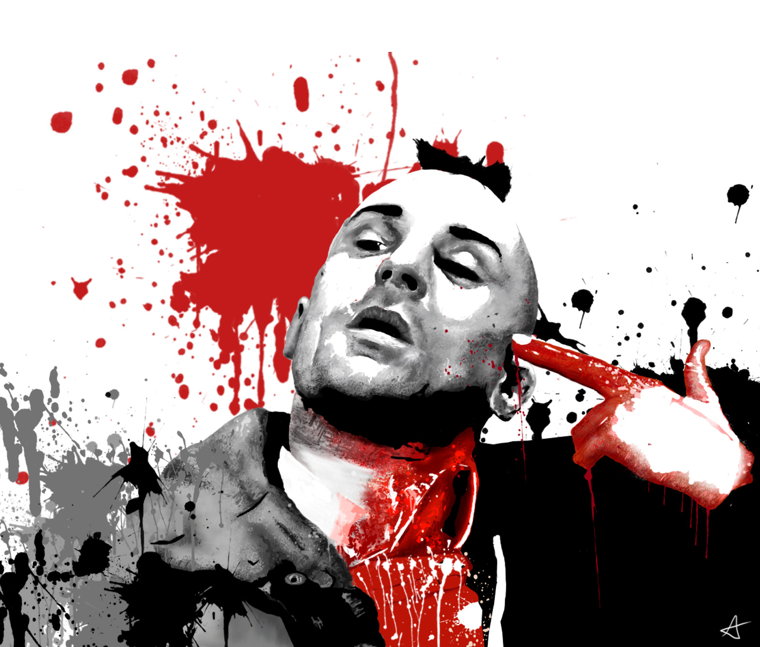 Taxi Driver- Travis Bickle by DookieAdz