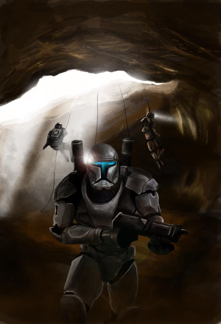 republic commando prologue by dookieadz on deviantart