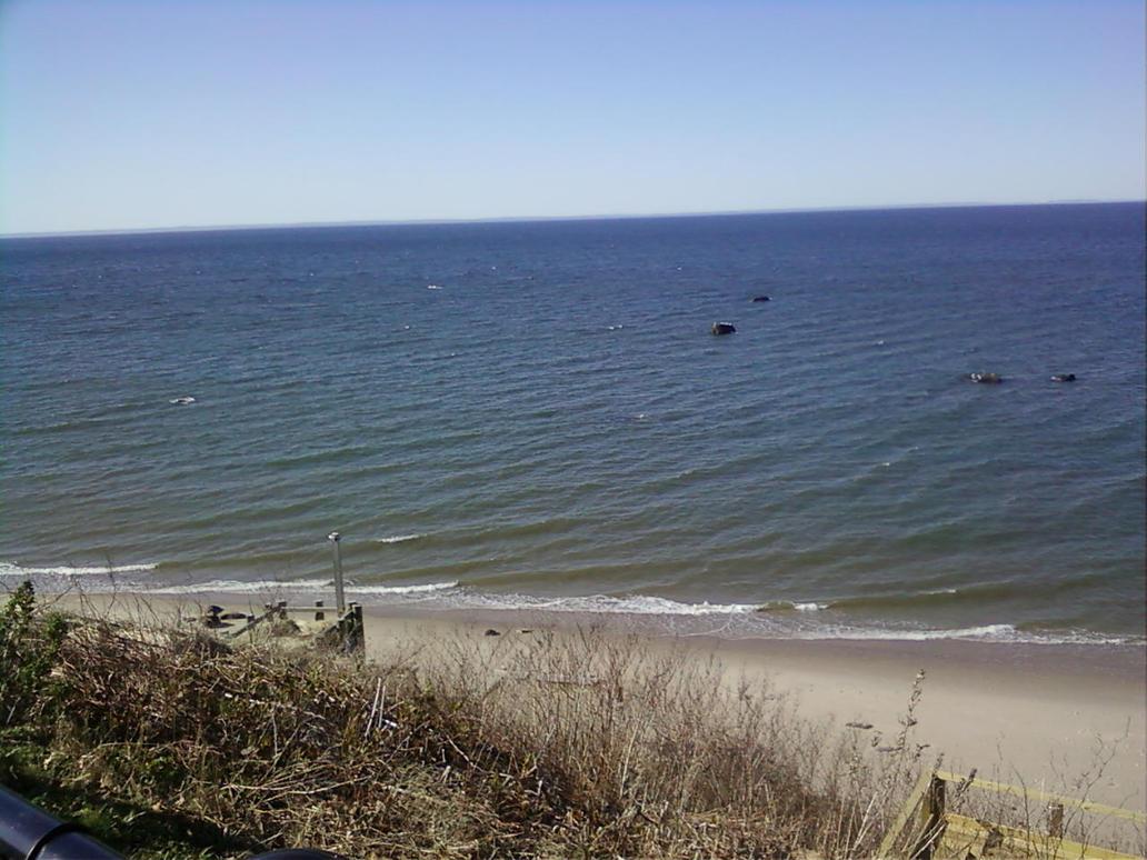 The Beach 1 by SirRob