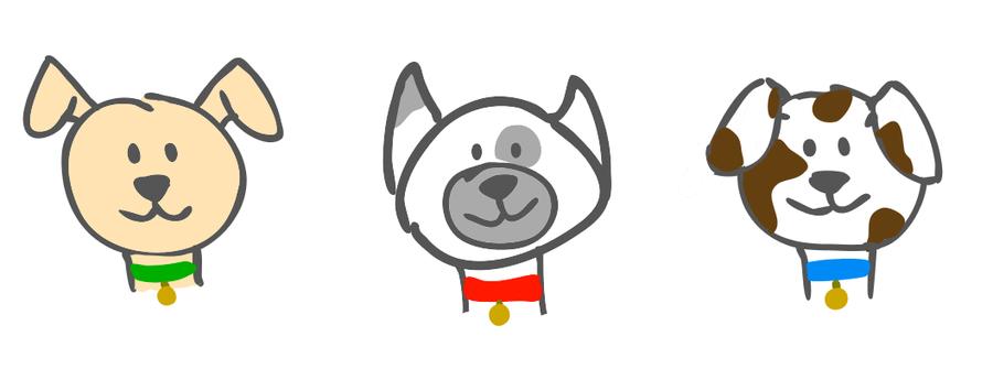 Cartoon Dogs By Ali C 05 On DeviantArt