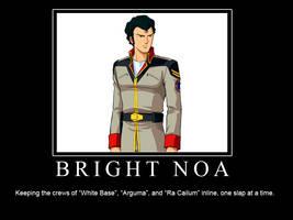 Bright Noa Motivational by VirgoT