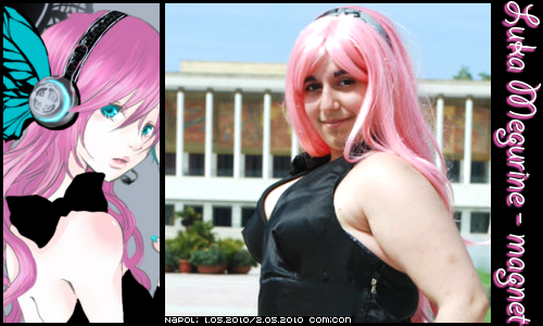 Luka Megurine - Magnet Cosplay by mycoXspica on DeviantArt