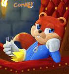 Conker character bios