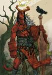Hellboy king