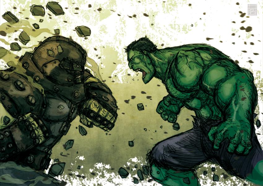 Hulk Vs Juggernaut Wallpaper Mount Mercy University
