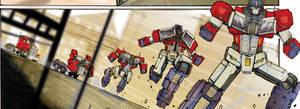 Optimus Prime's transform