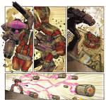 Ironhide Vs Shockwave