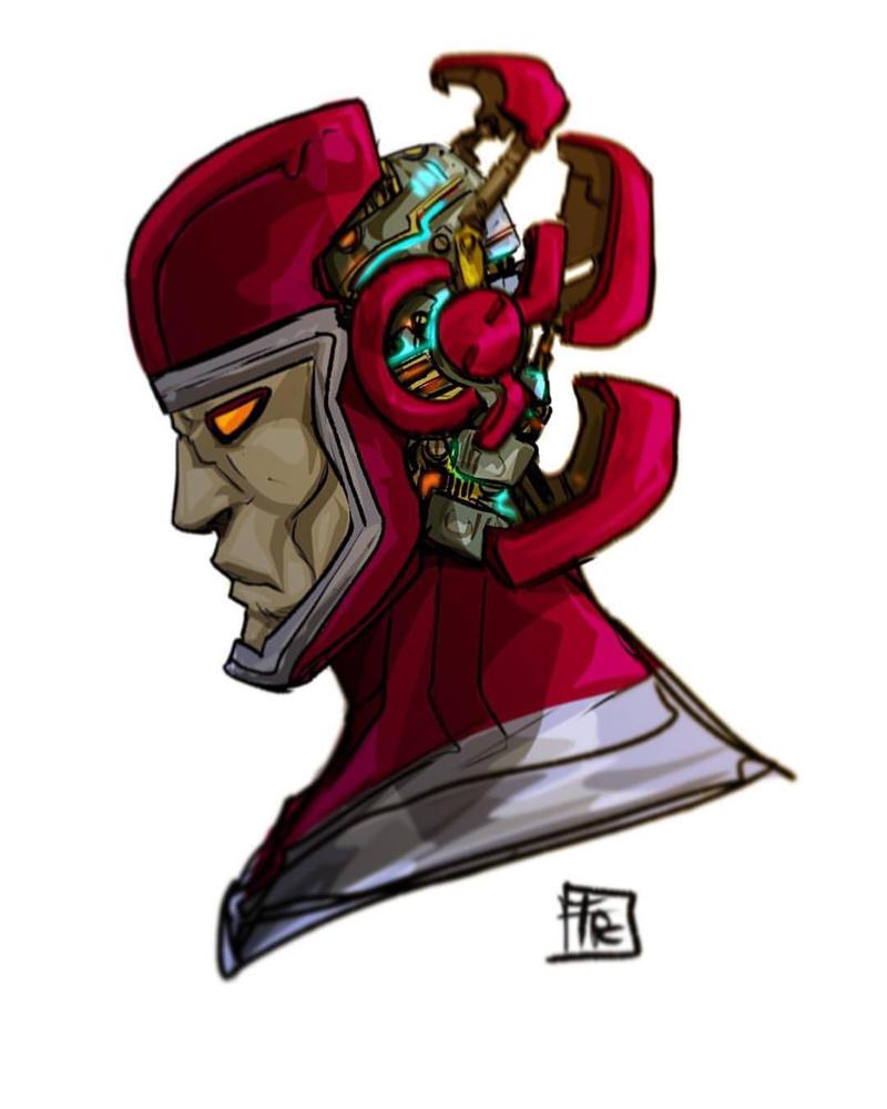 Machineman by Ultrafpc