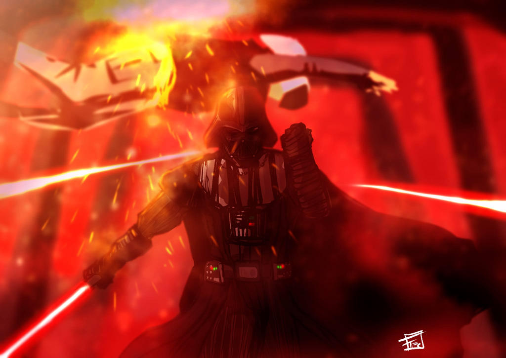 Darth Vador , Rogue One by Ultrafpc