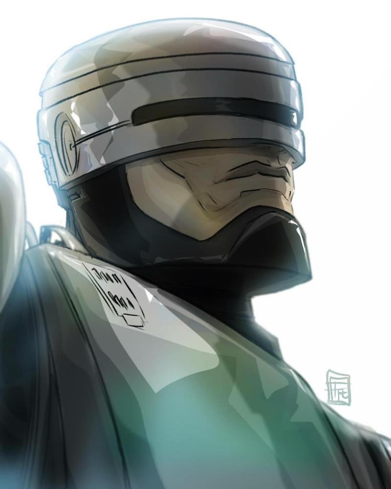 Robocop by Ultrafpc