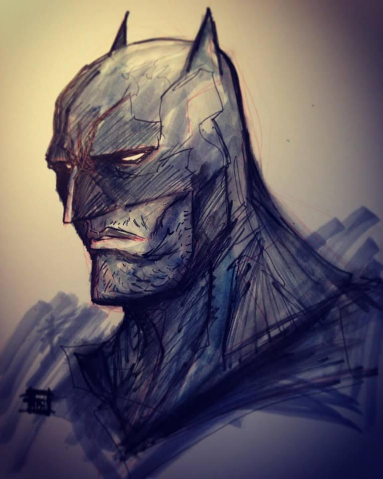 Batman by Ultrafpc