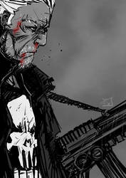 The Punisher by Ultrafpc