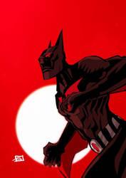 Batman Beyond by Ultrafpc