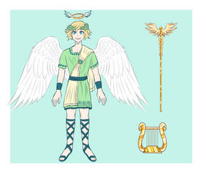 [OC Art] Helios Redesign...again!