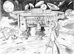 Spacebar by KodamaEru