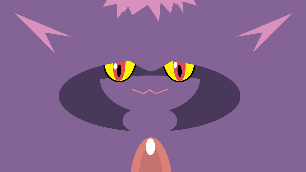 Mismagius Wallpaper by ZombieBear