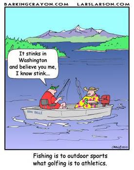 Carl Fishing