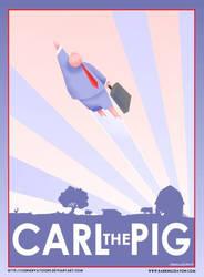 Carl the Pig: Super Hero