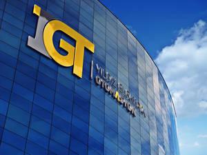 igt.com.tr #logo #design