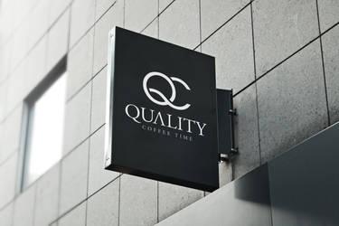 #logo #loyotype #qualitycoffeetime