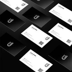 PJ Business Card Design