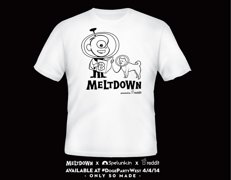 Meltdown x Spelunk.in x Reddit Collab by pinguino
