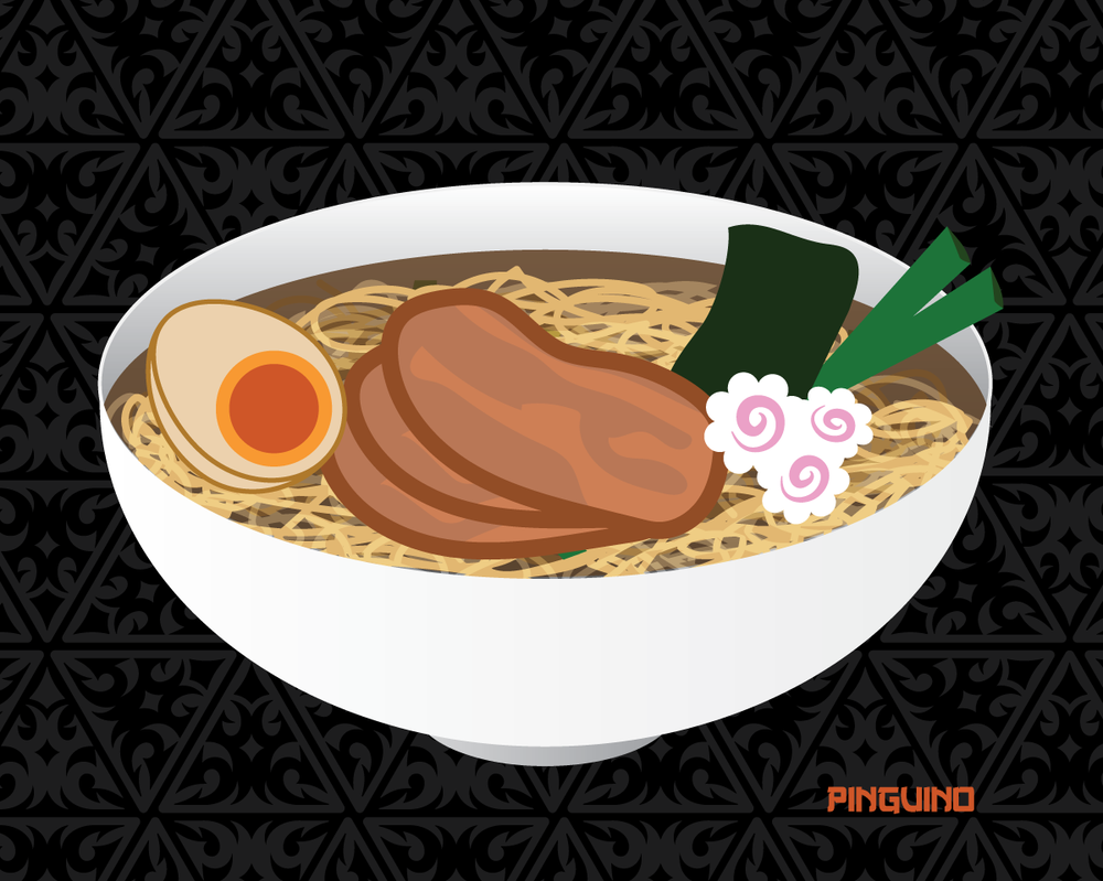 Ramen by pinguino