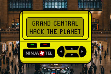 Hack the Planet! by pinguino