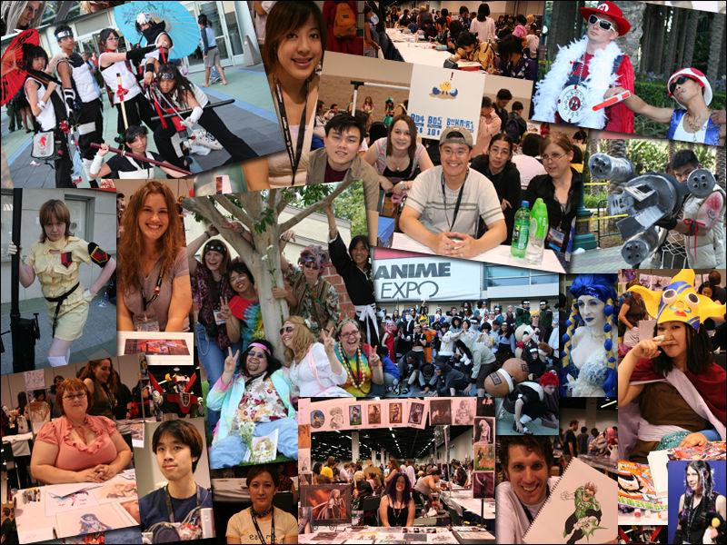 deviantART at Anime Expo 2006 by pinguino