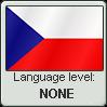 Stamp: Czech Language None by Alpanu