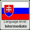 Stamp: Slovak Language Intermediate by Alpanu