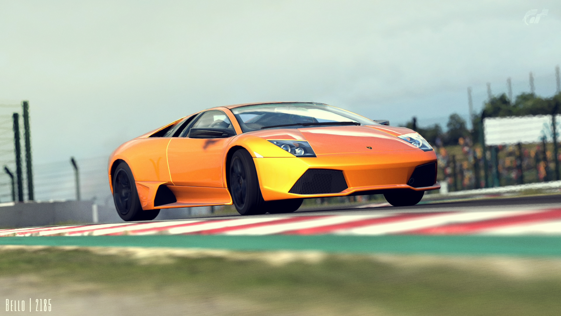 Gran Turismo 5 Lamborghini 2 By Bello2185 On DeviantArt