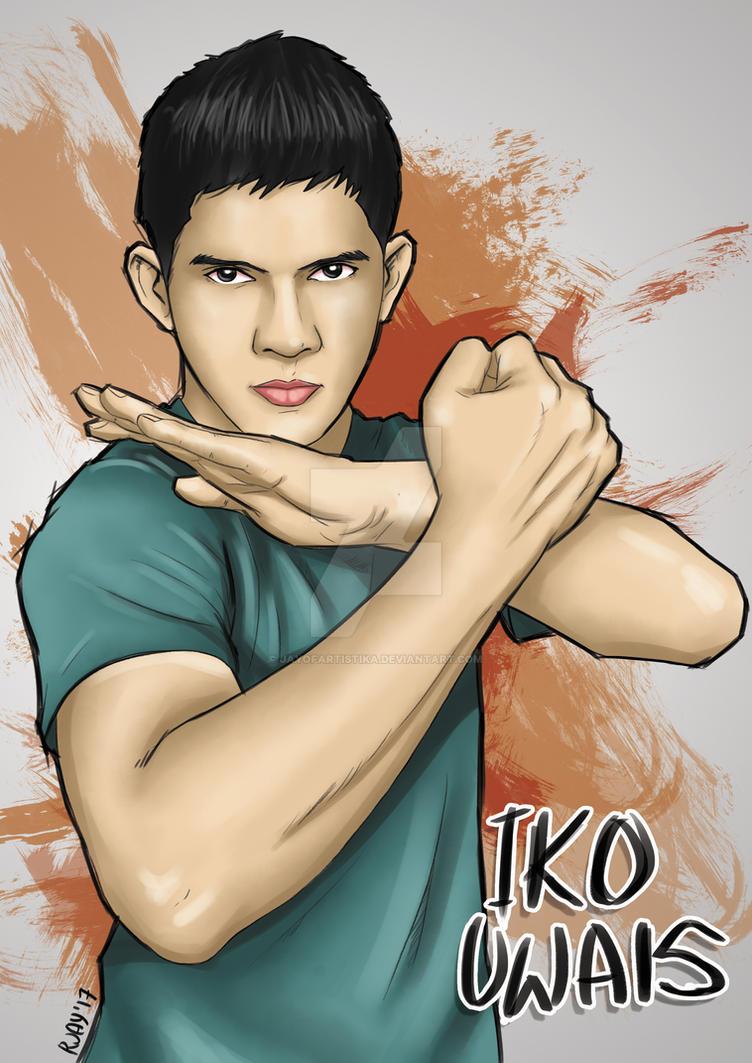 Iko Uwais by JayofArtistika